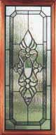 Leaded Glass Inserts - Acapulco