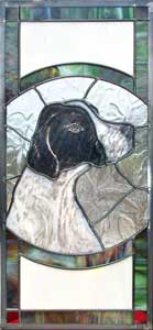 Stained glass windows and Beveled glass doors - Birddog