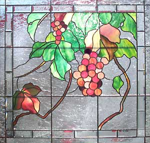 Stained Glass Windows - Grapevine
